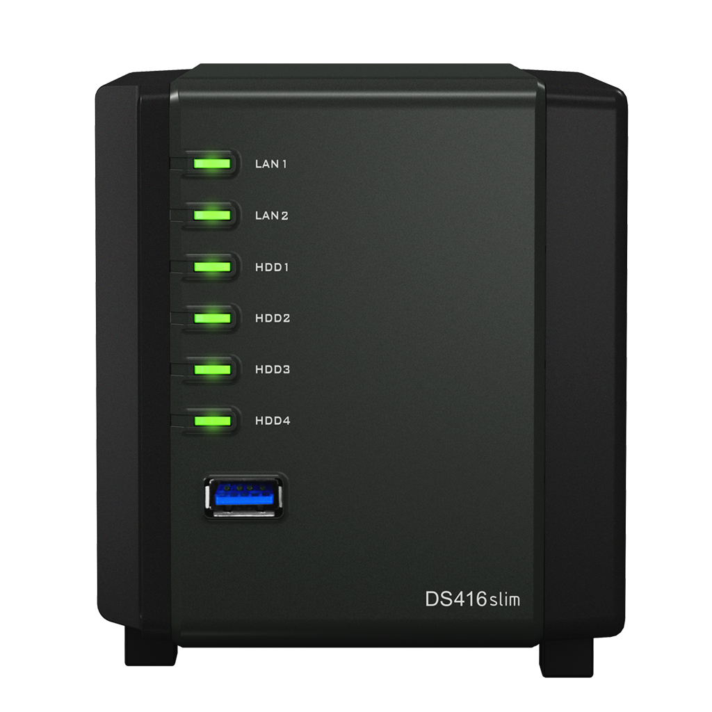 DiskStation DS416slim